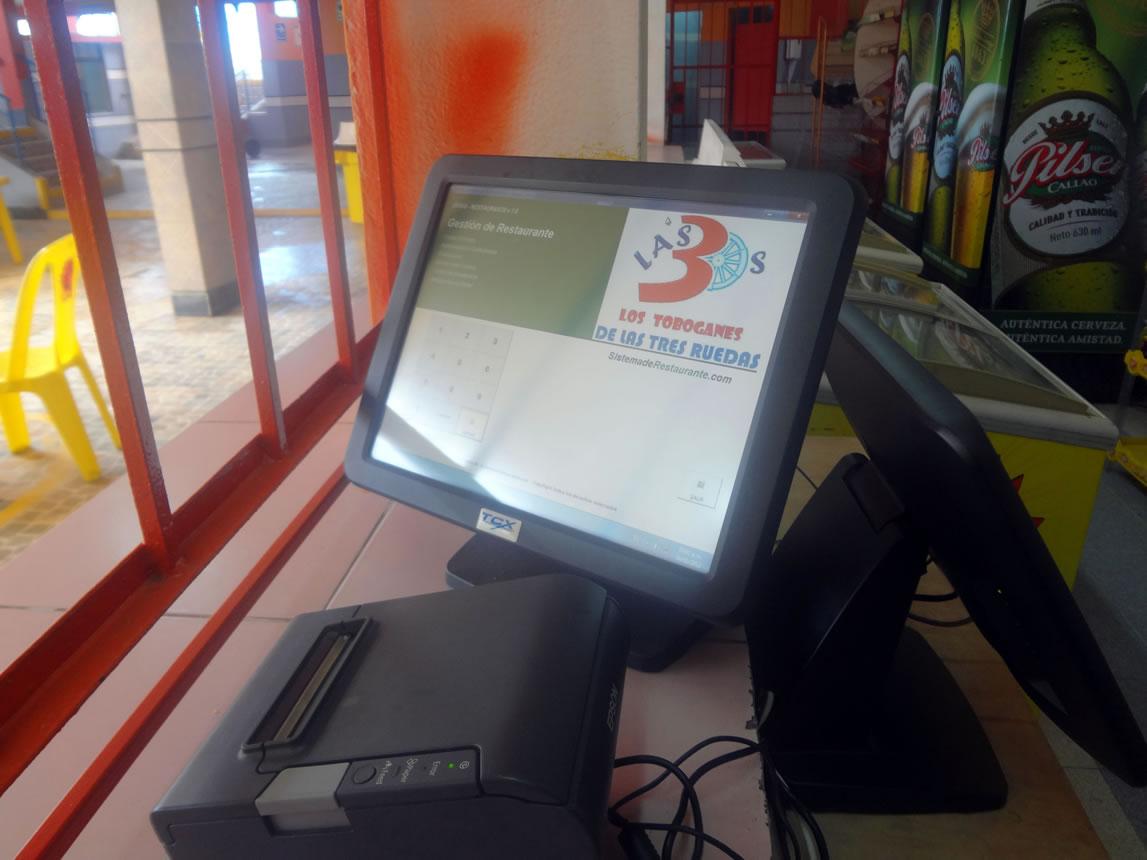 software para restaurantes