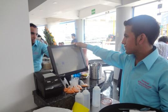 Equipos de punto de venta archivos sistema de restaurante for Equipos restaurante